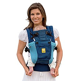 lillebaby® COMPLETE™ Airflow Baby Carrier in Blue/Aqua