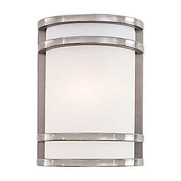 Minka Lavery® Bay View™ Lanterns with Etched Opal Glass Shade
