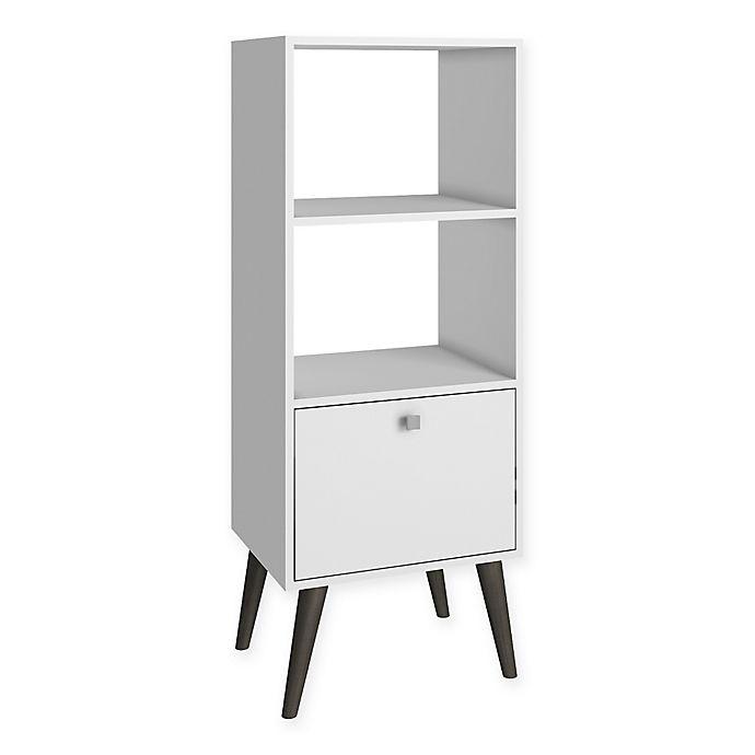 Alternate image 1 for Manhattan Comfort Sami Double Bookcase