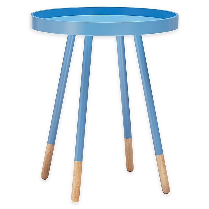 Alternate image 1 for iNSPIRE Q® Darley Mid-Century Tray Top Accent Table