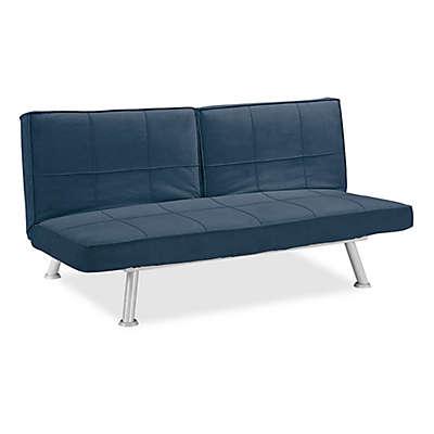 Serta Mirano Adjustable Microfiber Sofa