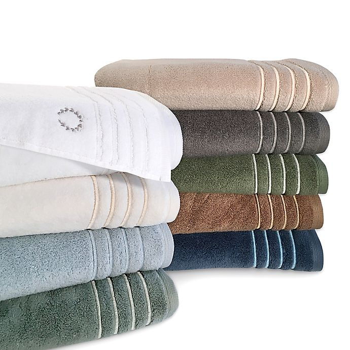 Lenox Platinum Bath Towel Collection
