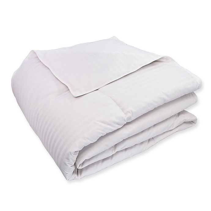 Alternate image 1 for St. James Home Year-Round Duck Comforter in White