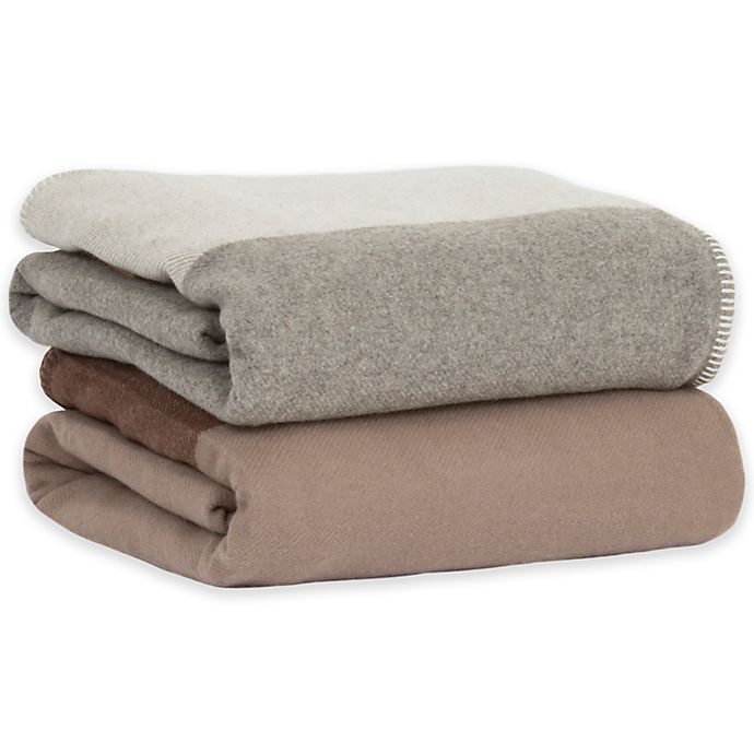 Alternate image 1 for Nottingham Home Wool Blanket