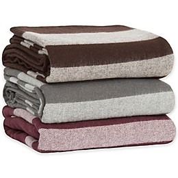 Nottingham Home Merino Wool Blend Blanket