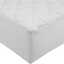 St. James Home 300-Thread Count Stain-Resistant Mattress Pad