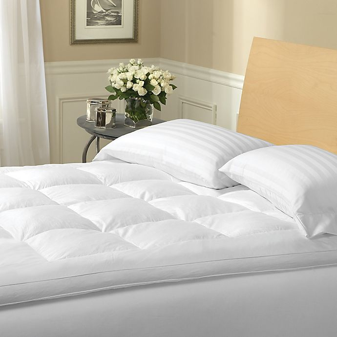 Alternate image 1 for 2-Inch Featherbed Queen Mattress Topper
