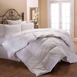 PrimaLoft® Luxury Down Alternative Comforter in White