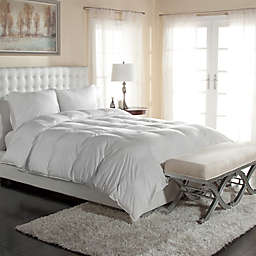 PrimaLoft® 400-Thread-Count Down Alternative Comforter in White