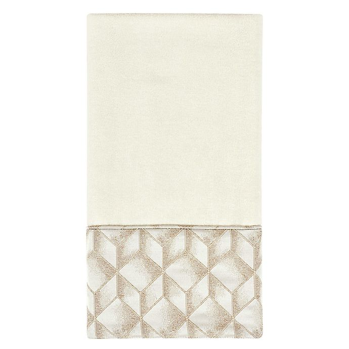 Alternate image 1 for J. Queen New York Horizons Bath Towel in Ivory