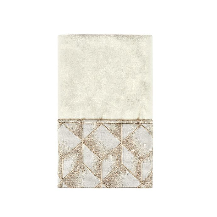 Alternate image 1 for J. Queen New York Horizons Hand Towel in Ivory