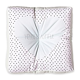 Deny Designs Allyson Johnson Hello Beautiful Square Floor Pillow