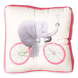 Deny Designs Eric Fan Ride Square Floor Pillow