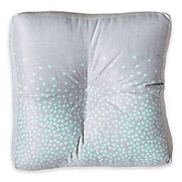 Deny Designs Iveta Abolina Hint of Mint Square Floor Pillow