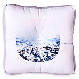 Deny Designs Leah Flores Surf Square Floor Pillow