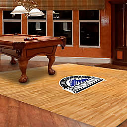 MLB Colorado Rockies Foam Fan Floor