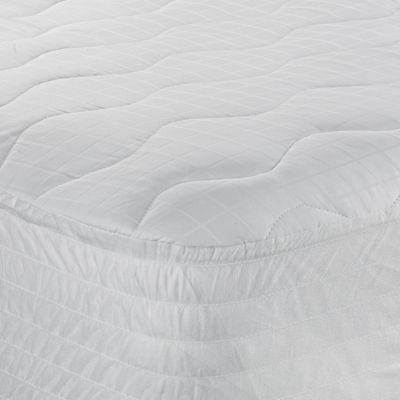 cooling mattress pad bed bath beyond Therapedic® 300 Thread Count Cotton Twin XL Mattress Pad | Bed  cooling mattress pad bed bath beyond