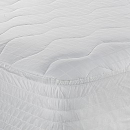 Therapedic® 300-Thread-Count Combed Cotton Twin XL Mattress Pad