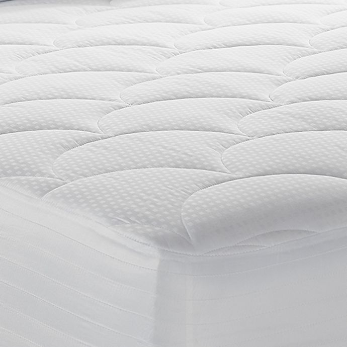 Alternate image 1 for Therapedic® 500-Thread Count Mattress Pad