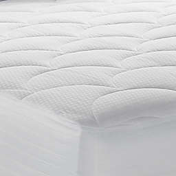 Therapedic® 500-Thread Count Mattress Pad in White