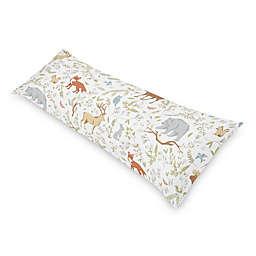 Sweet Jojo Designs Woodland Toile Body Pillowcase
