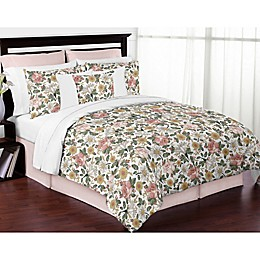 Sweet Jojo Designs Vintage Floral Bedding Collection