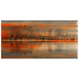 Marmont Hill Serenity 36-Inch x 18-Inch Canvas Wall Art