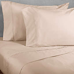 Elizabeth Arden® Spa Collection 300-Thread-Count King Pillowcase in Taupe