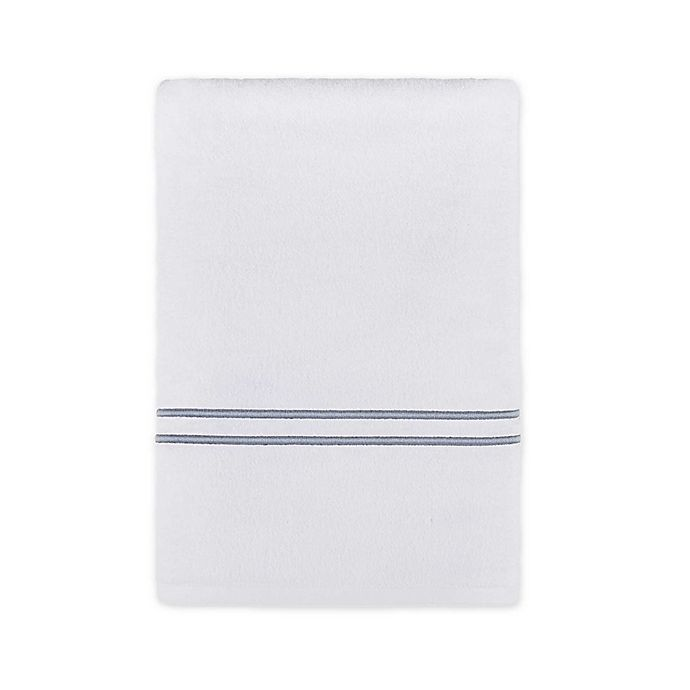 Alternate image 1 for Wamsutta® Classic Baratta Turkish Cotton Embroidered Bath Towel