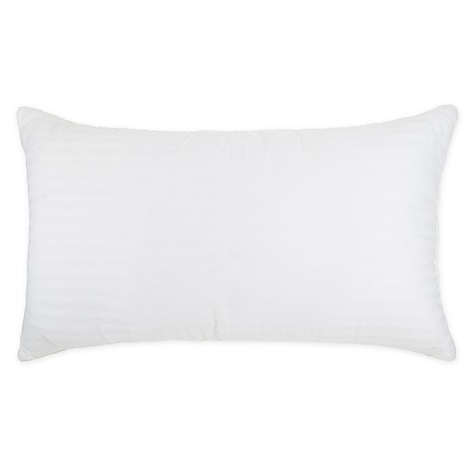 Alternate image 1 for Therapedic® Zero Flat® Stomach/Back Sleeper King Bed Pillow