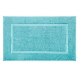 "Wamsutta® 21"" x 34"" Egyptian Cotton Bath Mat in Porcelain"