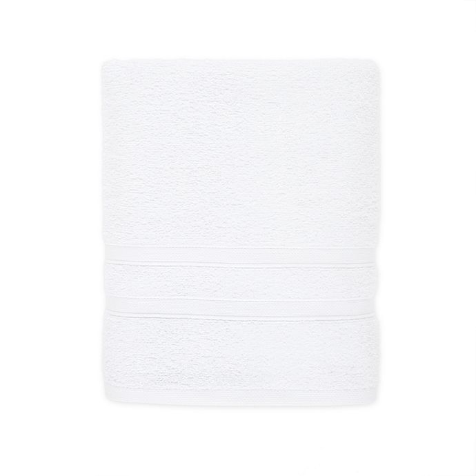 Alternate image 1 for Simply Essential™ Cotton Bath Towel in Bright White