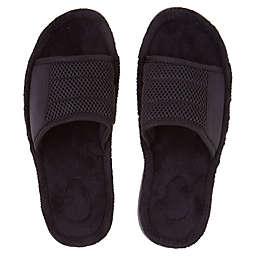 Brookstone® Easy Care Men's Slide Slippers