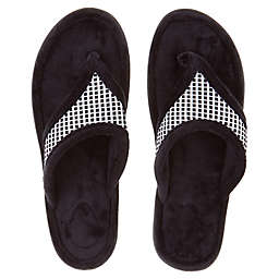 Brookstone® Thong Slippers