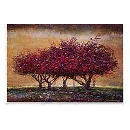 Marmont Hill 60-Inch x 40-Inch Crabapple Blossoms Canvas Wall Art
