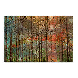 Marmont Hill Through The Trees 60-Inch x 40-Inch Canvas Wall Art
