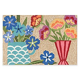 Trans-Ocean Front Porch Still Life Indoor/Outdoor Accent Rug