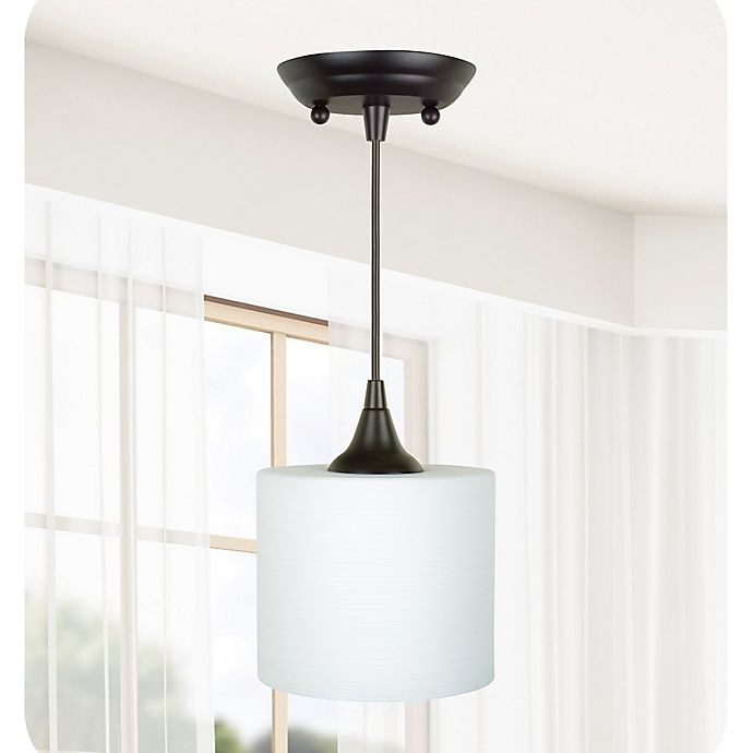 Mix Amp Match Pendant Lighting With Mini Pendant Fitter In