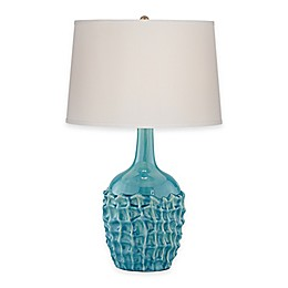 Pacific Coast® Lighting Kathy Ireland® Basket Weave Table Lamp