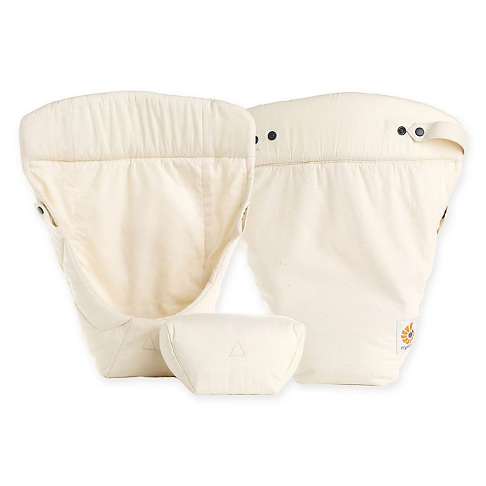 Alternate image 1 for Ergobaby™ Easy Snug Infant Insert in Natural