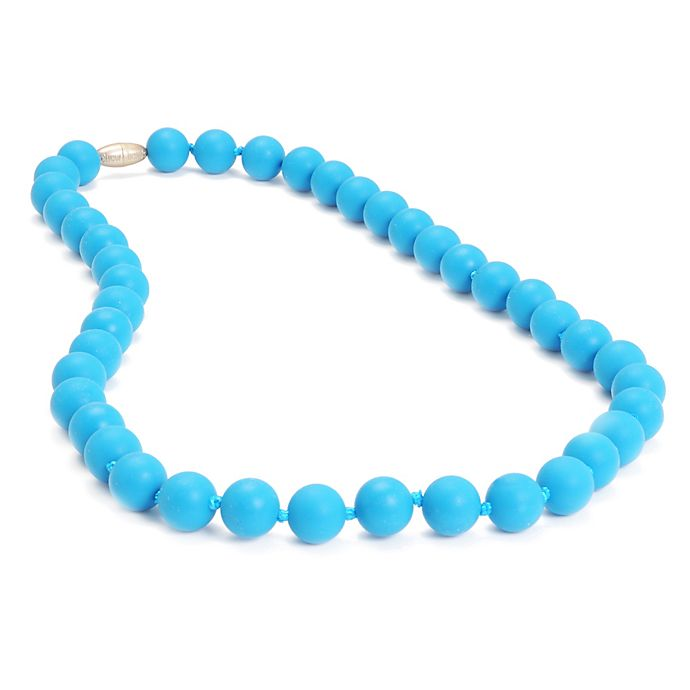 Alternate image 1 for chewbeads® Jane Necklace in Sea