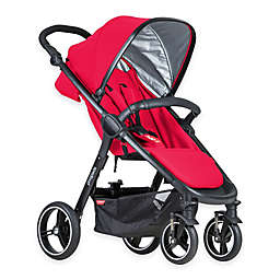 phil&teds® Smart™ Stroller in Cherry