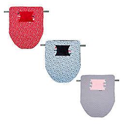 Cheeky Chompers Stroller Blanket