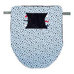 Cheeky Chompers Stroller Blanket in Twinkle Twinkle