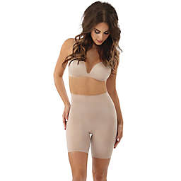 Belly Bandit Mother Tucker Large Compression Short in Nude