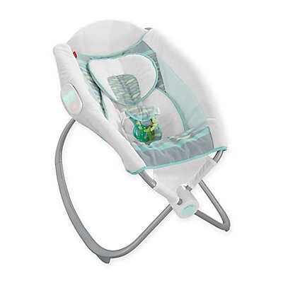 Fisher-Price® Deluxe Newborn Auto Rock 'n Play™ Sleeper in Soothing River