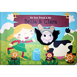 """My Best Friend & Me: Bella & Clara"" Interactive Finger Puppet Book"