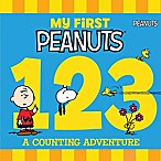 My First Peanuts: 1,2,3  Board Book