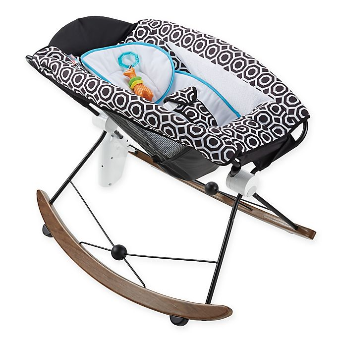 1aaac394d48 Jonathan Adler® Crafted by Fisher-Price® Deluxe Smart Connect™ Rock  n Play  Sleeper