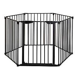Dreambaby Mayfair Coverta 3-in-1 Playpen Gate in Black